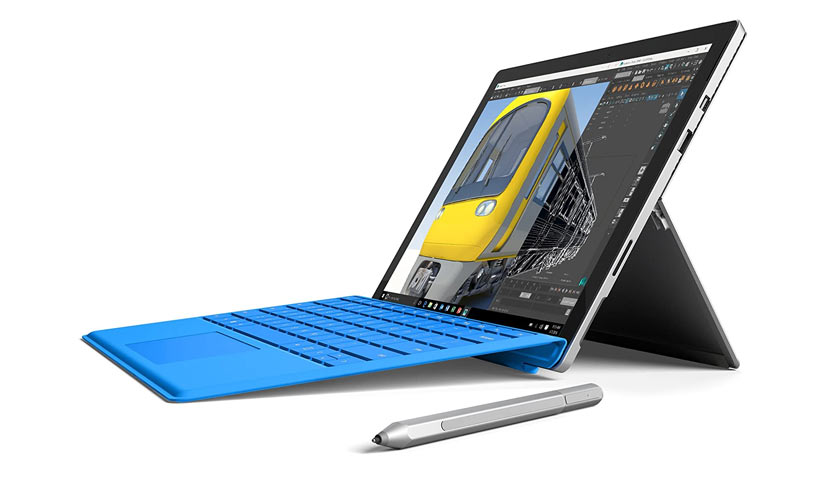 ms surface surface pro 4 refurbished