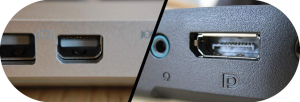 Mini DisplayPort vs DisplayPort