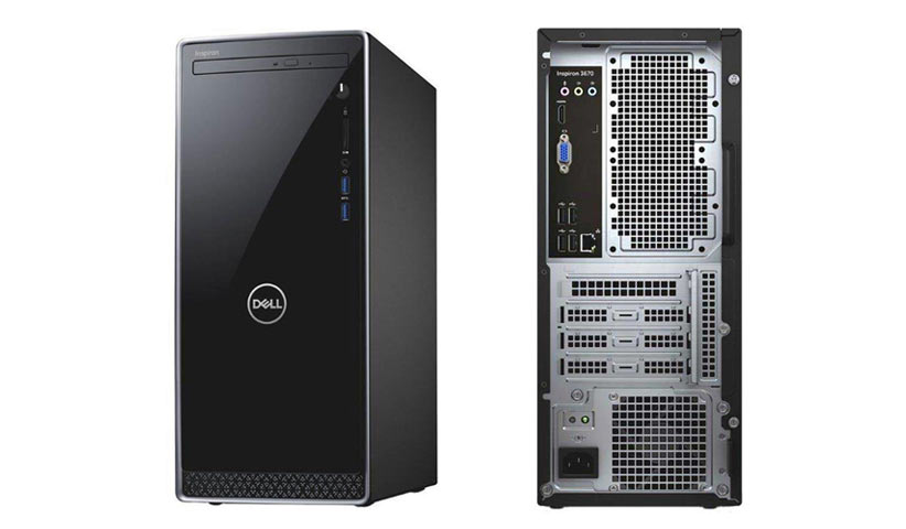 dell inspiron 3670 gtx 1050 refurbished gaming tower