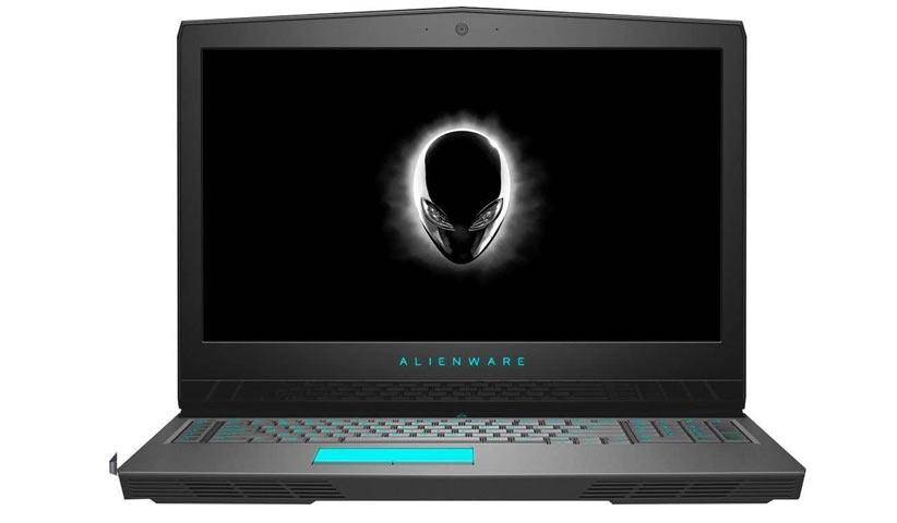refurbished laptop alienware 17 r5
