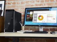 refurbished desktop dell