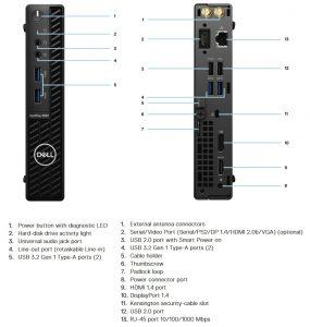 Dell_OptiPlex_3080M_ports