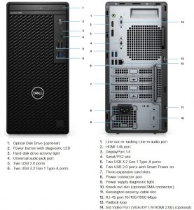Dell_OptiPlex_3080_MT_ports