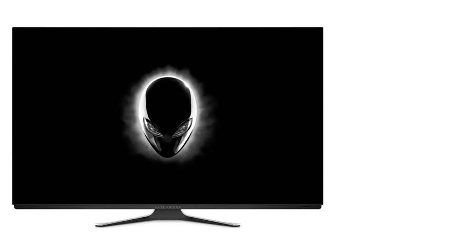 alienware 55 inch 4k tv with displayport