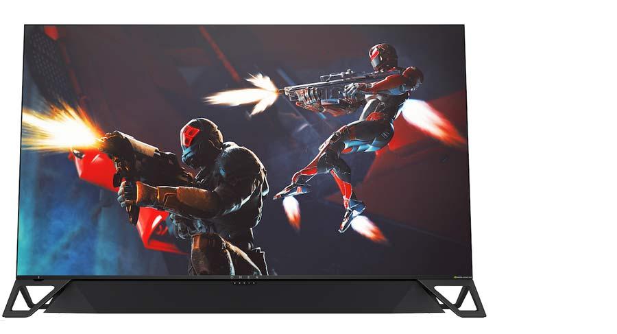 hp omen x emperium 65 inch 4k tv with displayport