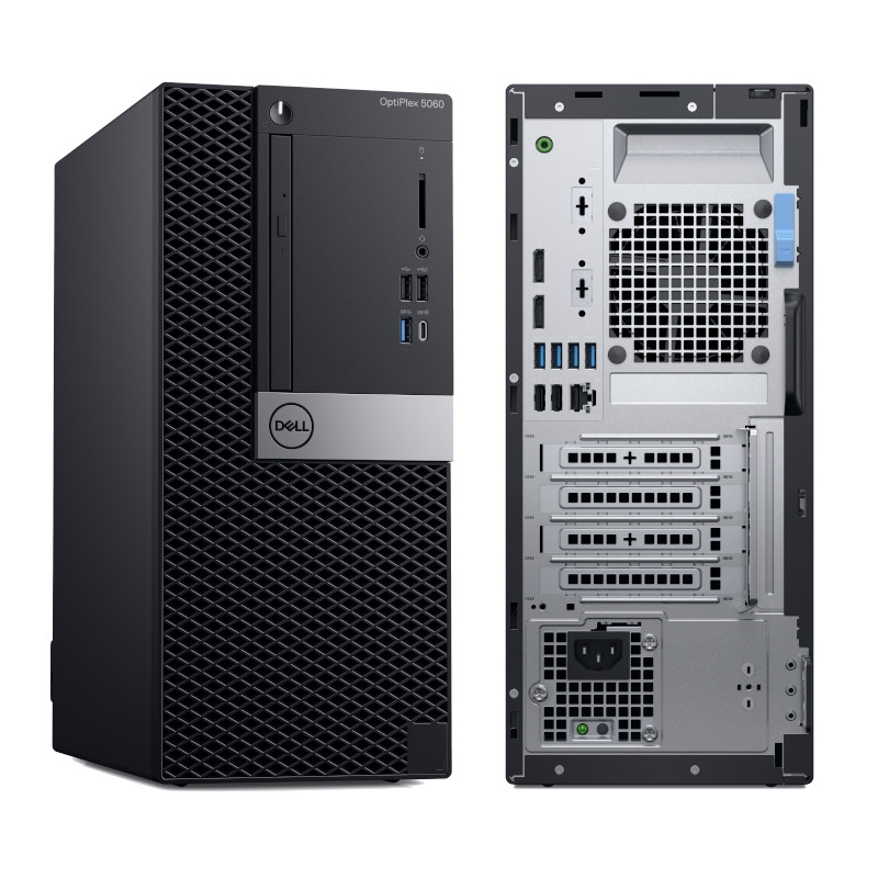 Dell OptiPlex 5060 MT case front and back pannel