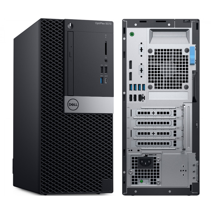 Dell_OptiPlex_5070_MT.jpg case front and back pannel