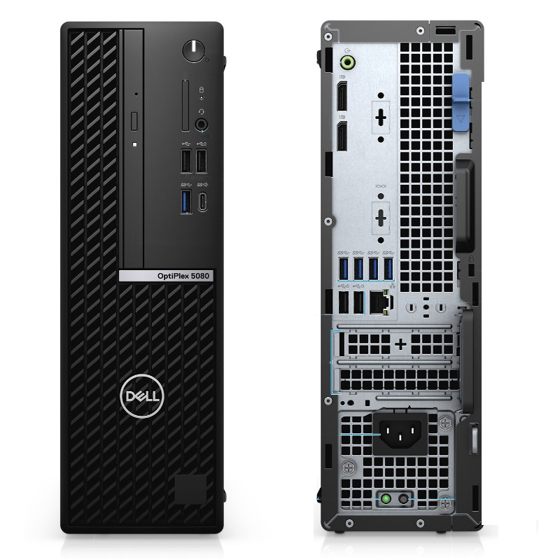 Dell OptiPlex 5080 SFF case front and back pannel