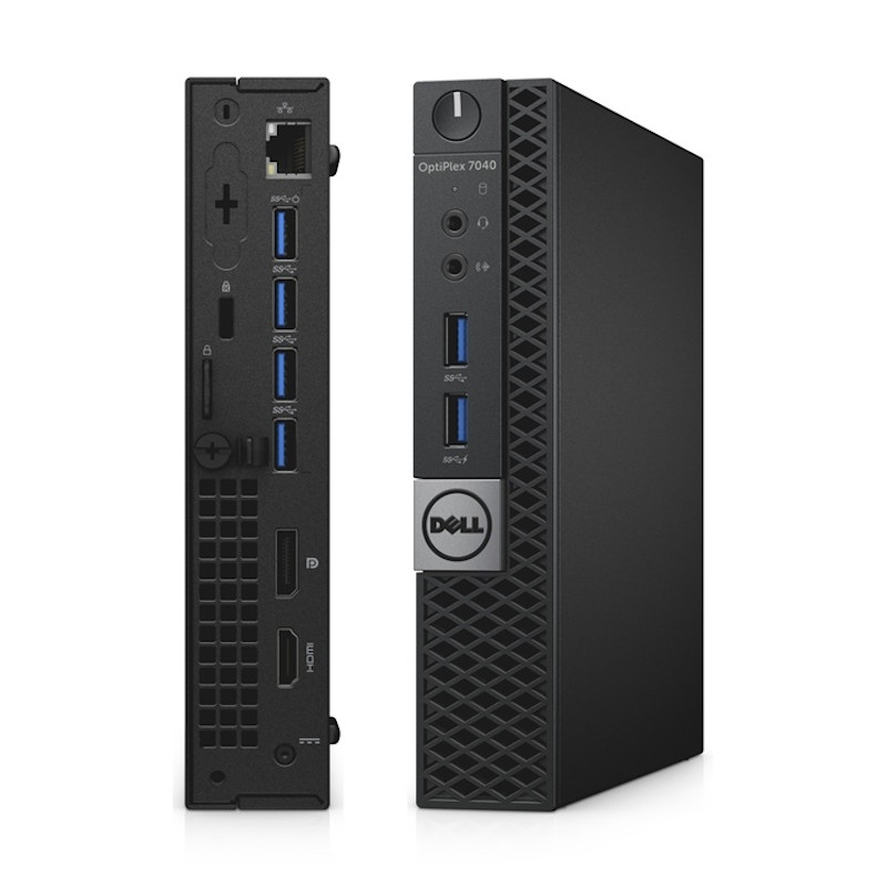 Dell OptiPlex 7040M case front and back pannel