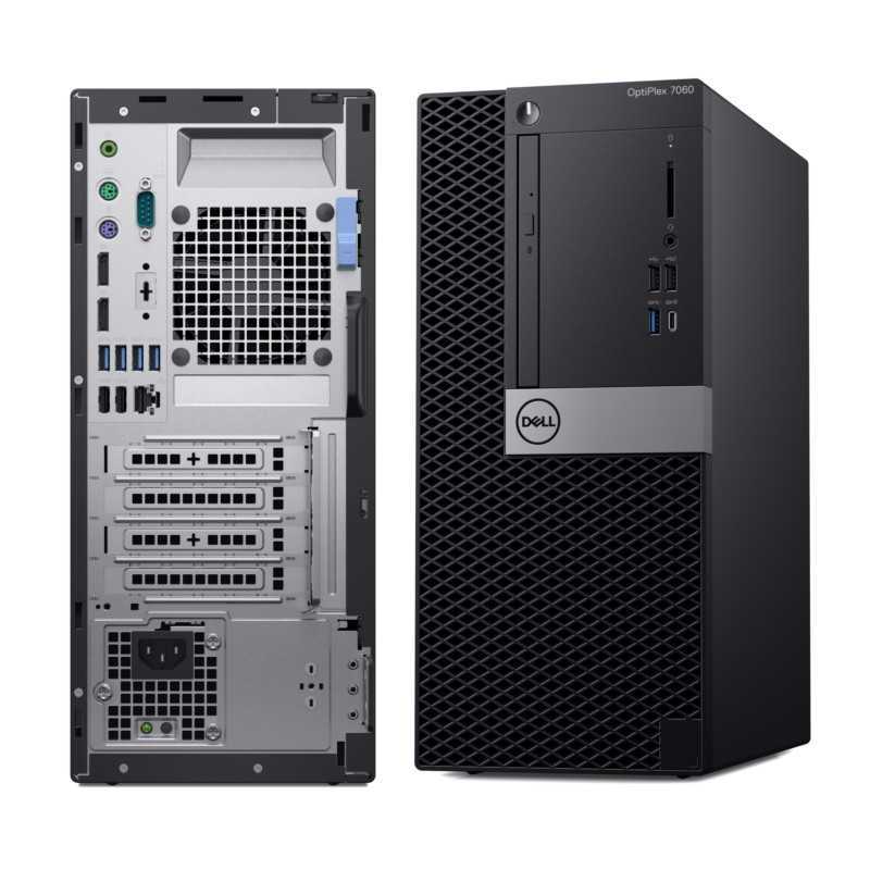Dell OptiPlex 7060 MT case front and back pannel