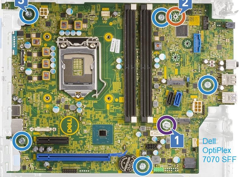 Dell_OptiPlex_7070_SFF_motherboard.jpg motherboard layout