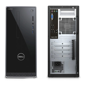 Dell_Inspiron_3668.jpg case front and back pannel